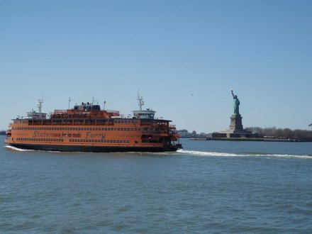 Ferries Nueva New York