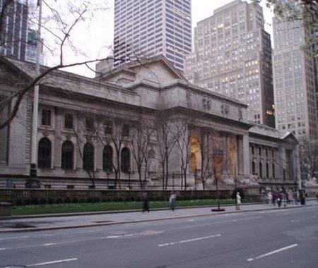 Biblioteca Pública de Nueva New York