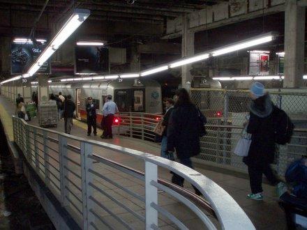 Metro de Nueva New York