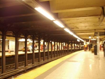 Lineas de Metro Nueva New York