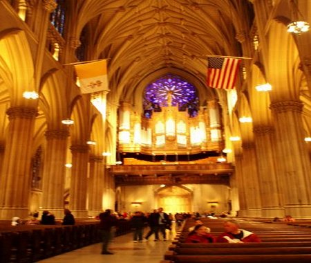 Catedral San Patricio Nueva New York