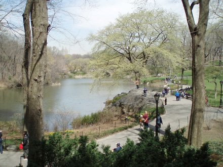 Central Park Nueva New York