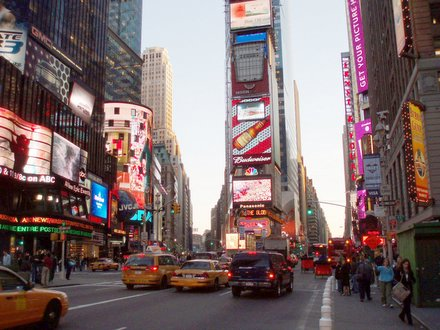 Times Square Nueva New York