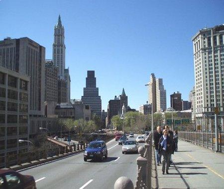 Rutas Turísticas de Nueva York