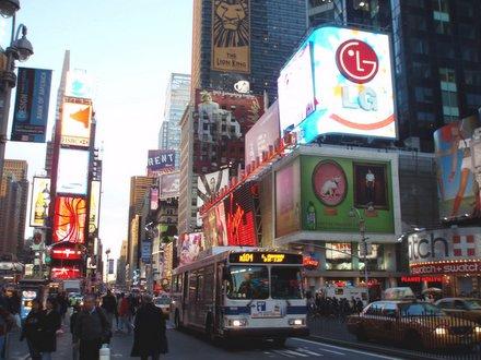 Transportes Nueva York